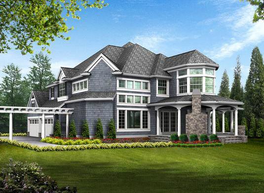 Victorian Style Home Design