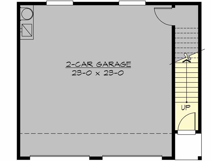 Main Floor Plan: 88-121