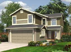Northwest Style Floor Plans Plan: 88-179