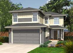 Northwest Style Floor Plans Plan: 88-181