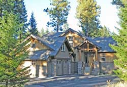 Craftsman Style Home Design Plan: 88-244