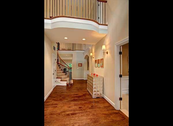 Shingle Style Floor Plans