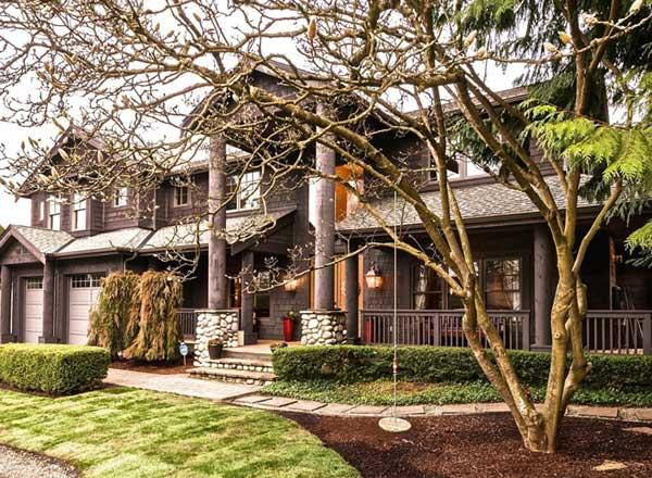 Northwest Style House Plans