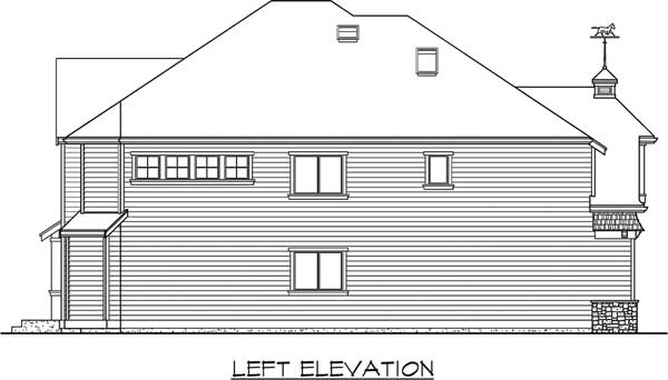 Hampton Style Floor Plans