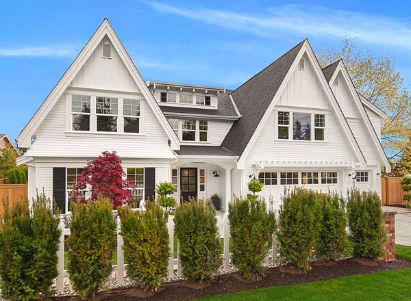 Shingle Style Home Design
