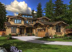Craftsman Style House Plans Plan: 88-661