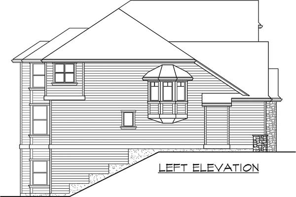 Hampton Style House Plans