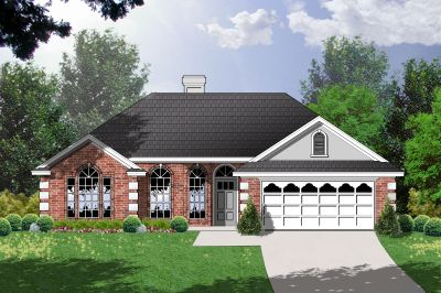 Traditional Style House Plans Plan: 9-120