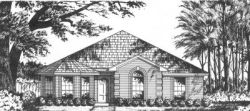 Traditional Style House Plans Plan: 9-125