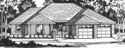 Traditional Style Floor Plans Plan: 9-126