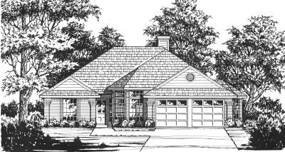 Traditional Style House Plans 9-152