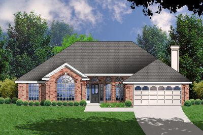 Traditional Style House Plans Plan: 9-192