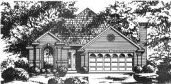 Traditional Style Floor Plans Plan: 9-202