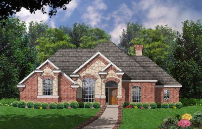 European Style Floor Plans Plan: 9-221