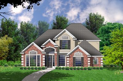 European Style House Plans Plan: 9-250