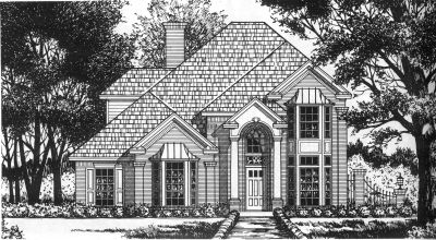 Traditional Style Floor Plans Plan: 9-255