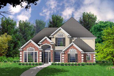 European Style House Plans Plan: 9-275