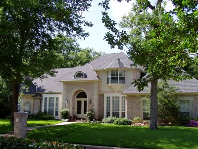 Traditional Style Home Design Plan: 9-277