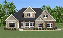 Traditional Style Floor Plans Plan: 90-108