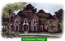 European Style Floor Plans Plan: 93-105