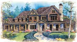 European Style Floor Plans Plan: 94-123