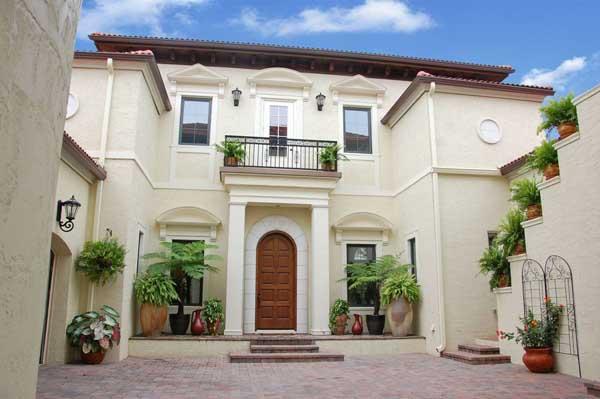 Italian Style House Plans