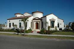 Italian Style House Plans Plan: 95-103