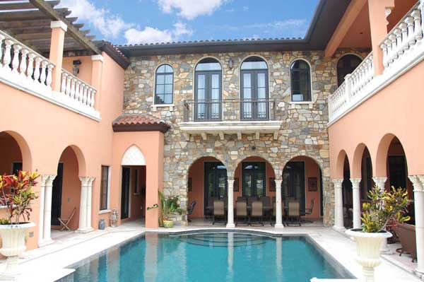 Spanish Style House Plans
