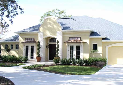 European Style Floor Plans 95-115