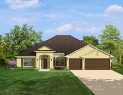 Traditional Style House Plans Plan: 95-146