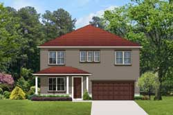 Traditional Style House Plans Plan: 95-160