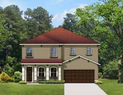 Traditional Style Floor Plans Plan: 95-162