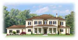 Traditional Style House Plans Plan: 95-177