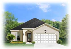 Traditional Style House Plans Plan: 95-181