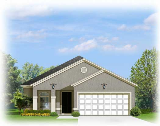 Traditional Style House Plans Plan: 95-183