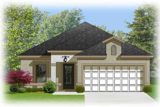 Traditional Style House Plans Plan: 95-187