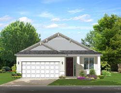 Craftsman Style House Plans Plan: 95-200