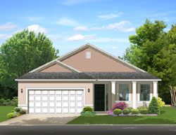 Traditional Style Floor Plans Plan: 95-202
