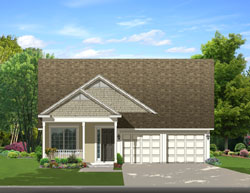 Traditional Style Floor Plans Plan: 95-211