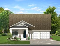 Craftsman Style Floor Plans Plan: 95-212