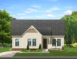 Southern Style Floor Plans Plan: 95-216