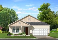 Country Style Floor Plans Plan: 95-219