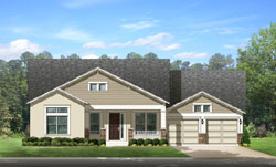 Craftsman Style House Plans Plan: 95-221
