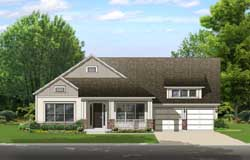 Ranch Style Floor Plans Plan: 95-248