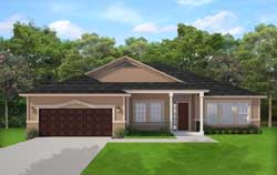 Traditional Style Floor Plans Plan: 95-253