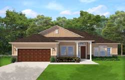 Traditional Style House Plans Plan: 95-255