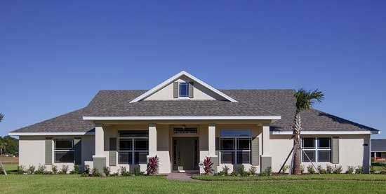 Country Style House Plans Plan: 95-265