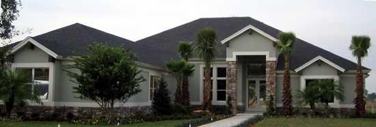 Sunbelt Style Floor Plans Plan: 95-271