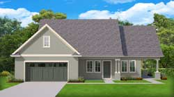 Traditional Style House Plans Plan: 95-282