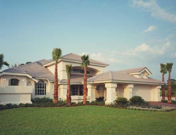 Florida Style Home Design